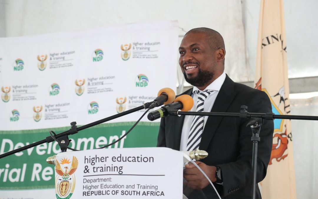 TVET Month Launch 2019